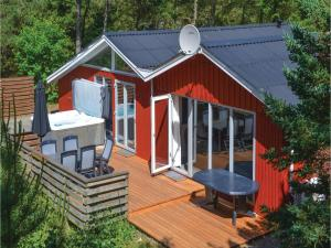 Three-Bedroom Holiday Home in Norre Nebel, Holiday homes  Nørre Nebel - big - 1
