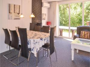 Three-Bedroom Holiday Home in Norre Nebel, Holiday homes  Nørre Nebel - big - 21
