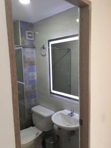 Apartamento Aqualina, Ferienwohnungen  Cartagena de Indias - big - 16