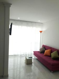 Apartamento Aqualina, Ferienwohnungen  Cartagena de Indias - big - 12
