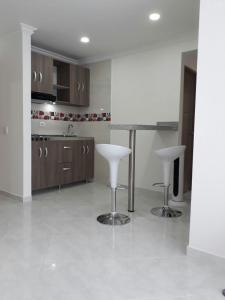 Apartamento Aqualina, Ferienwohnungen  Cartagena de Indias - big - 10