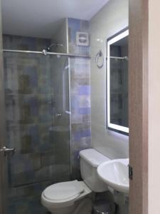 Apartamento Aqualina, Ferienwohnungen  Cartagena de Indias - big - 8
