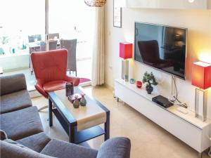 Three-Bedroom Apartment in Alfaz del Pi, Ferienwohnungen  Alfaz del Pi - big - 2