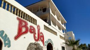 Hotel Baja, Отели  Пуэрто-Пеньяско - big - 1