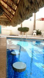 Hotel Baja, Отели  Пуэрто-Пеньяско - big - 32