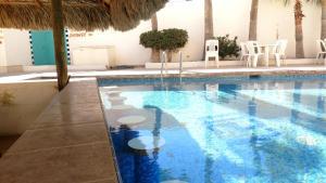 Hotel Baja, Отели  Пуэрто-Пеньяско - big - 31