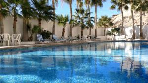 Hotel Baja, Отели  Пуэрто-Пеньяско - big - 42