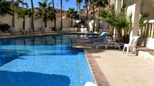 Hotel Baja, Отели  Пуэрто-Пеньяско - big - 40