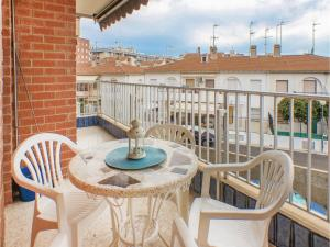 Three-Bedroom Apartment in Santa Pola