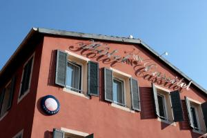 Interhotel Cassitel, Hotels  Cassis - big - 16