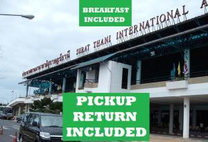 Suratthani Airport Hostel, Hostelek  Szuratthani - big - 14