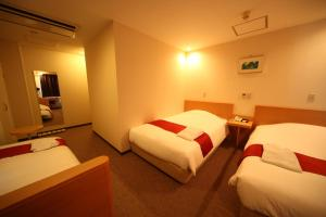 Smile Hotel Hakodate, Hotely  Hakodate - big - 11