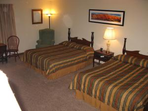 Rustlers Inn, Motely  Prineville - big - 20