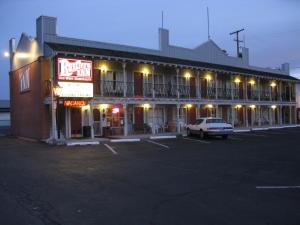 Rustlers Inn, Motely  Prineville - big - 19