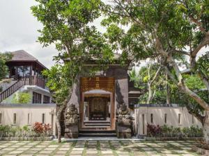 Ana Purna Riverside Villas, Guest houses  Mengwi - big - 43