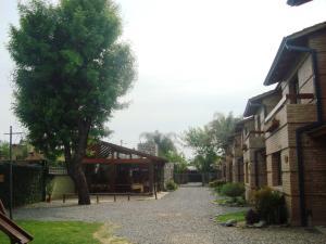 Complejo Vacacional Sol y Lago, Horské chaty  Villa Carlos Paz - big - 1