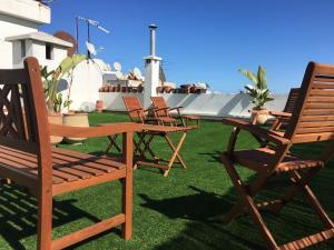 Appartement de luxe avec jardin privé., Апартаменты  Касабланка - big - 6
