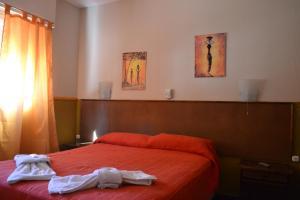 Hotel Cerro Azul, Hotel  Villa Carlos Paz - big - 4