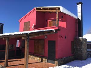 Un Rincón en Piedras Blancas, Загородные дома  Potrerillos - big - 41
