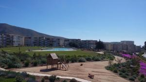 Lomas de Papudo Departamento, Apartments  Papudo - big - 8