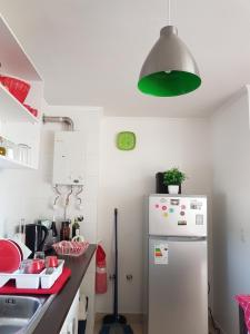 Lomas de Papudo Departamento, Apartments  Papudo - big - 23