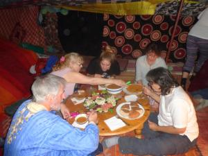 Camping Auberge Aain Nakhla, Ostelli  Guelmim - big - 31