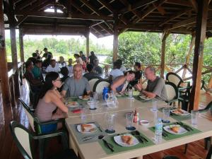 Eskapo Verde, Hostels  Badian - big - 13