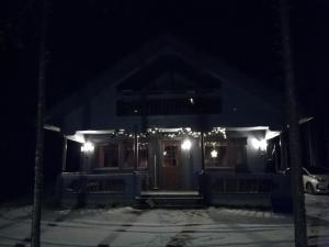 Sininen Hetki Cottage, Nyaralók  Kuusamo - big - 17