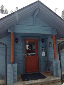 Sininen Hetki Cottage, Nyaralók  Kuusamo - big - 18
