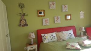 Sweet Garden Residence, Apartmanok  Brassó - big - 38