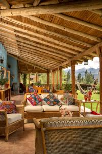 Cuesta Serena Lodge, Лоджи  Huaraz - big - 38