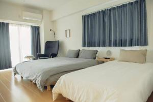 Green Plum Apartment in Shinjuku 405, Apartmány  Tokio - big - 7