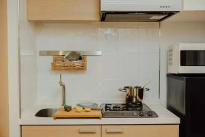 Green Plum Apartment in Shinjuku 405, Apartmány  Tokio - big - 8