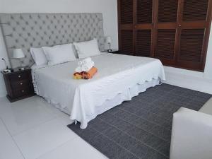 Espectaculares Vistas, Edificio Nautilus, Barrio El Laguito., Ferienwohnungen  Cartagena de Indias - big - 48