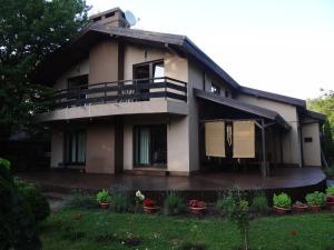 Pensiunea Bamboo - Villa
