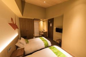 Hotel Ethnography - Gion Furumonzen, Szállodák  Kiotó - big - 3