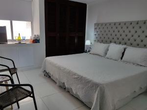 Espectaculares Vistas, Edificio Nautilus, Barrio El Laguito., Ferienwohnungen  Cartagena de Indias - big - 60