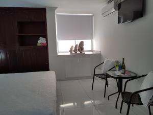 Espectaculares Vistas, Edificio Nautilus, Barrio El Laguito., Ferienwohnungen  Cartagena de Indias - big - 63