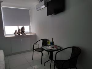 Espectaculares Vistas, Edificio Nautilus, Barrio El Laguito., Ferienwohnungen  Cartagena de Indias - big - 65