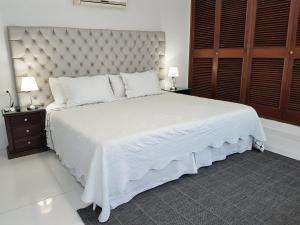 Espectaculares Vistas, Edificio Nautilus, Barrio El Laguito., Apartmány  Cartagena de Indias - big - 67
