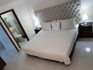 Espectaculares Vistas, Edificio Nautilus, Barrio El Laguito., Ferienwohnungen  Cartagena de Indias - big - 69