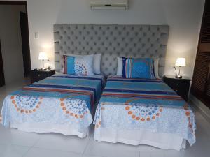 Espectaculares Vistas, Edificio Nautilus, Barrio El Laguito., Apartmány  Cartagena de Indias - big - 72
