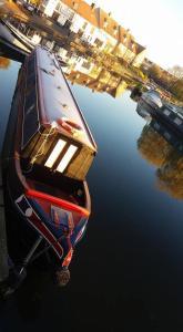 Narrowboat Puzzle.  Foto 2