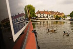 Narrowboat Puzzle.  Foto 3
