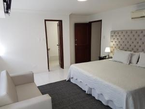 Espectaculares Vistas, Edificio Nautilus, Barrio El Laguito., Ferienwohnungen  Cartagena de Indias - big - 84
