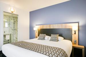 Brit Hôtel Confort Loches, Hotels  Loches - big - 19