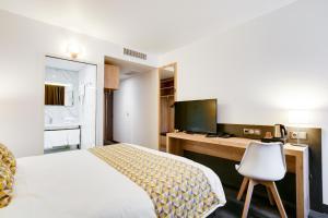 Brit Hôtel Confort Loches, Hotels  Loches - big - 18