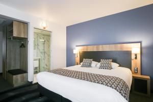 Brit Hôtel Confort Loches, Hotels  Loches - big - 17