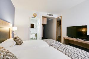 Brit Hôtel Confort Loches, Hotels  Loches - big - 14
