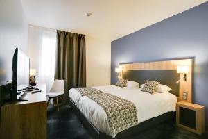 Brit Hôtel Confort Loches, Hotels  Loches - big - 12